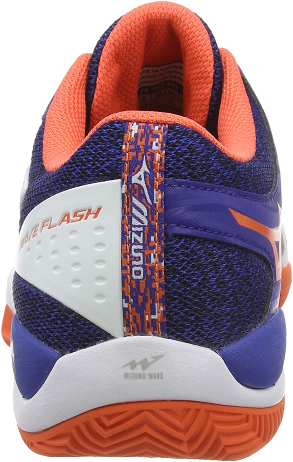 Mizuno Wave Flash CC Zapatillas de Tenis, Hombre: Amazon.es ...