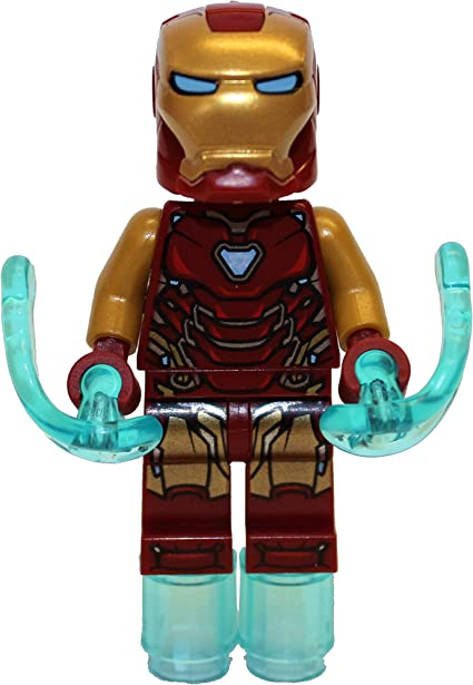Lego 76140 Marvel Avengers Super-héros Iron Man Figurine