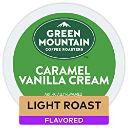 Green Mountain Coffee Caramel Vanilla Cream K-Cup