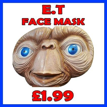 E.T Blanket Cardboard Mask ET MASK