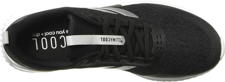 adidas Men's Edge Runner Running Shoe Black/Silver Metallic/Carbon