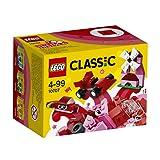 レゴ(LEGO)クラシック アイデアパーツ<赤> 10707<br />