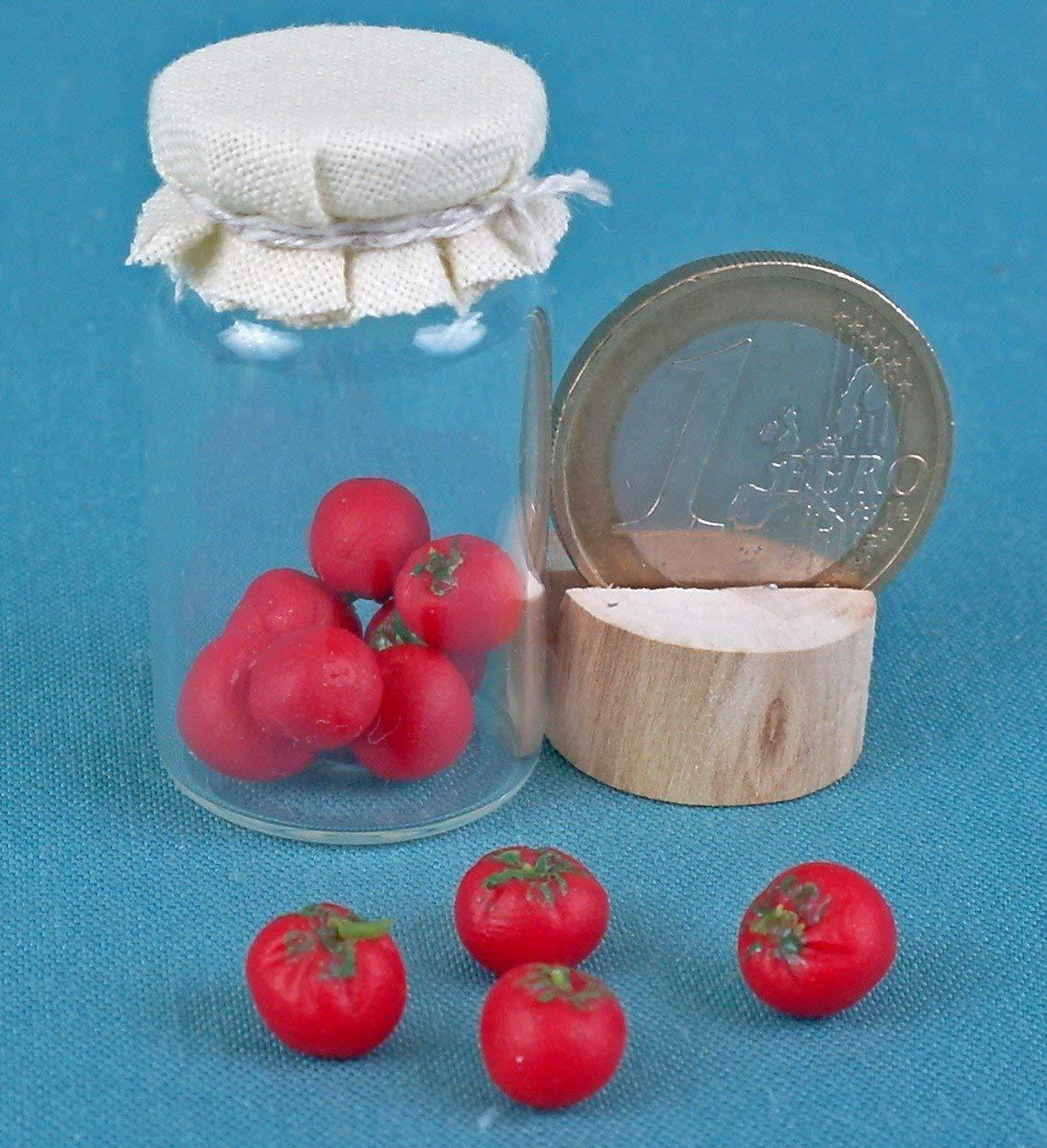 7Pcs//set Dollhouse toy model miniature food play mini pocket vegetables JPXJ