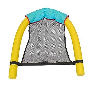 Pool Nudel Stuhl Wasser Floating Stuhl Für Erwachsene Kinder Amazon