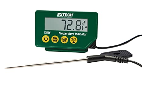 Extech TM25 Waterproof Temperature Indicator - Hand Tool Transfer Punches - Amazon.com