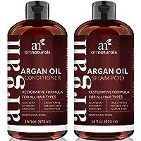 2Pk. Art Naturals Organic Shampoo and Conditioner Set
