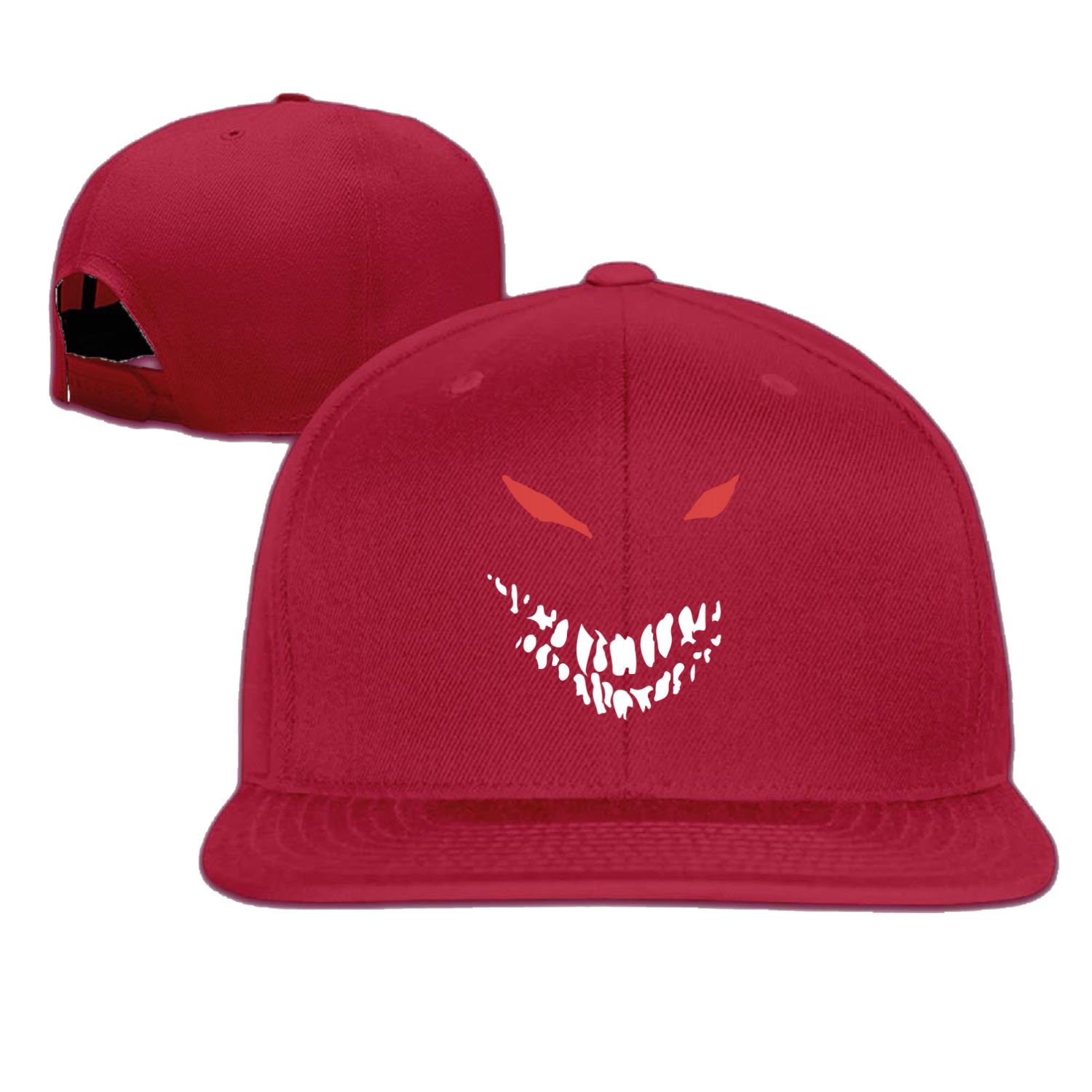 Cool unisex disturbed the guy face baseball cap red amazon ca clothing accessories