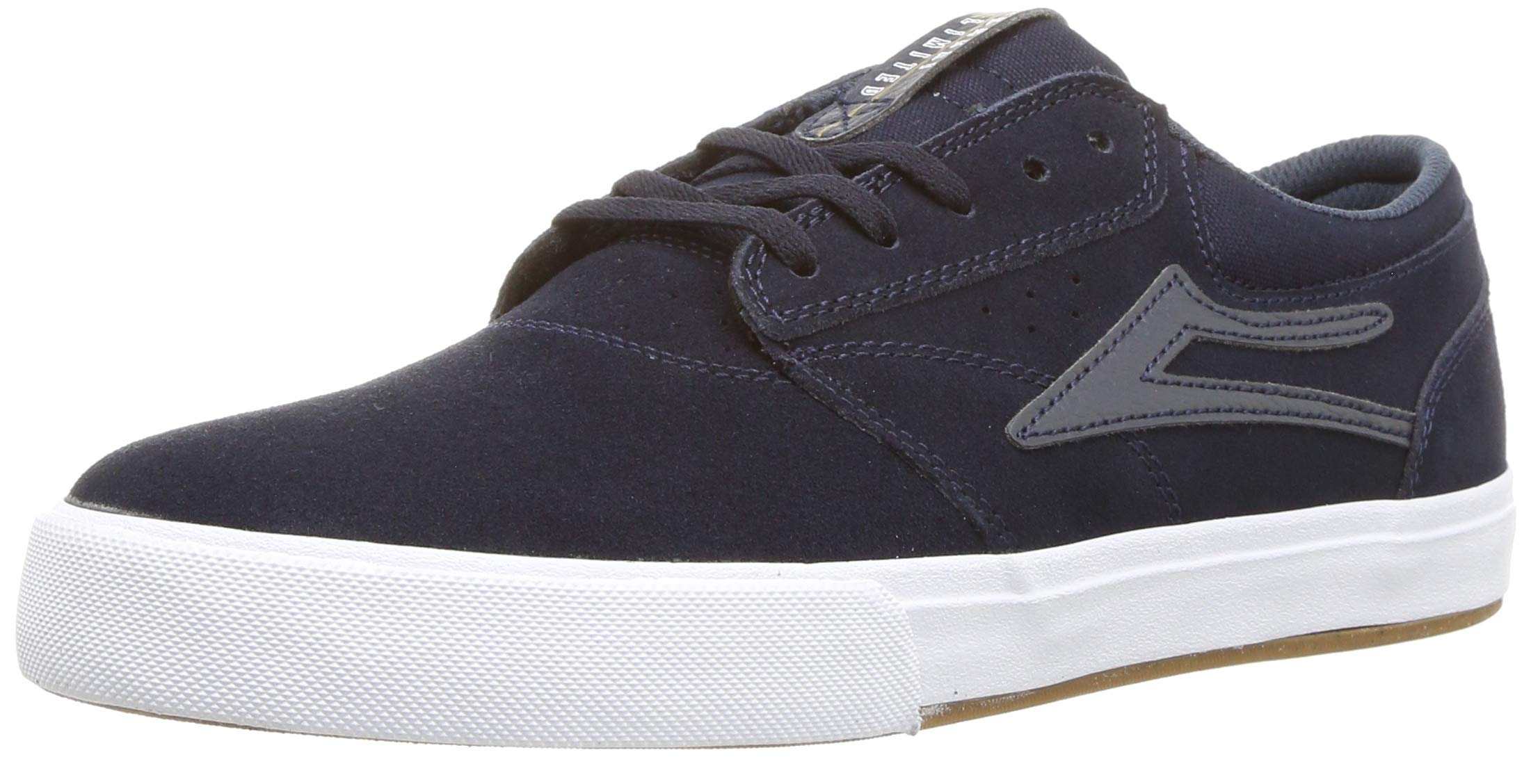 Lakai Limited Footwear Mens Griffin Skate Shoe Navy Suede 11.5 M US by Lakai Limited Footwear Mens