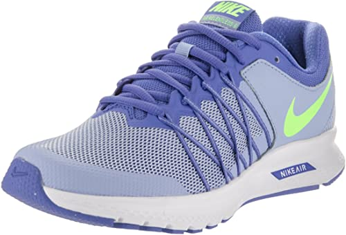 biografía Novedad lapso  Nike Women's WMNS Air Relentless 6 Competition Running Shoes, Blue  (Azul/(Aluminum/Ghost Green/Medium Blue/White) 000), 6.5 UK: Amazon.co.uk:  Shoes & Bags