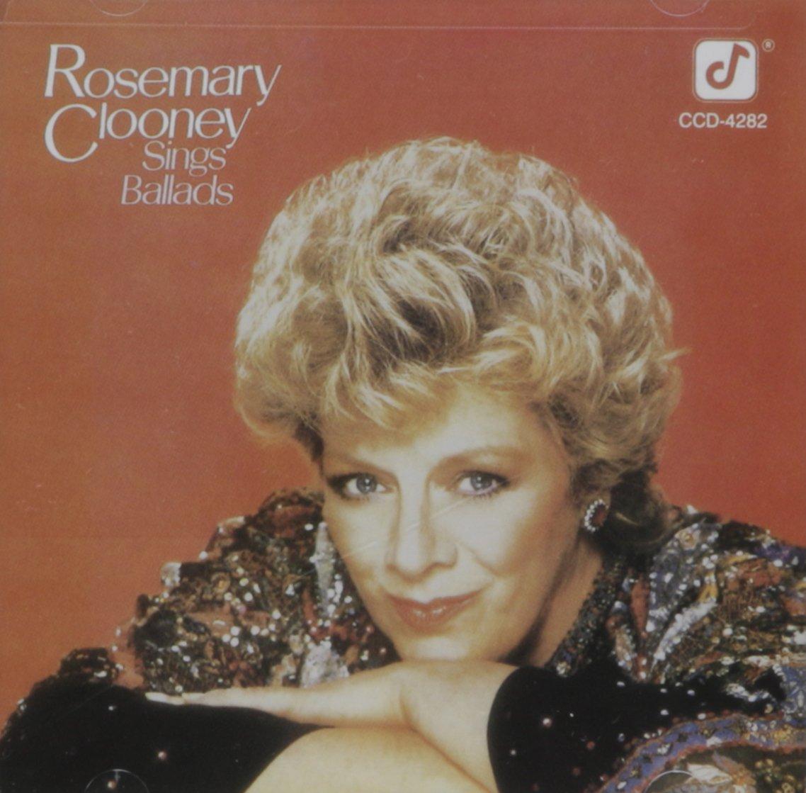 Rosemary Clooney - Rosemary Clooney Sings Ballads - Amazon.com Music