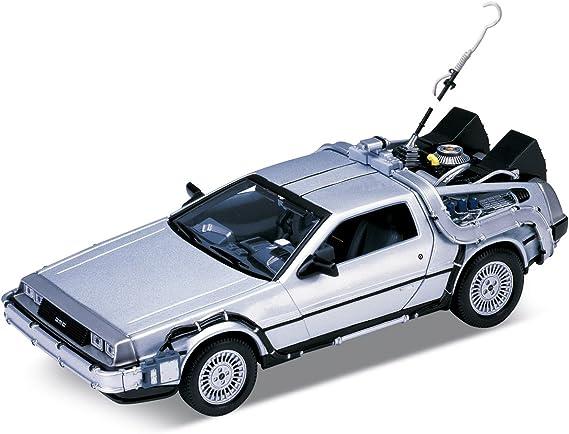 Zurück in die Zukunft DeLorean Ausgabe 138 Schienenteil Holzbohle
