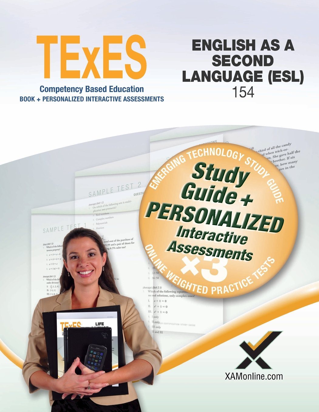 Texes English As A Second Language Esl 154 Sharon A Wynne