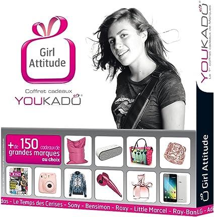 Idée De Cadeau Ado Fille Coffret Cadeau Ado Fille – Coffret YOUKADO – Girl Attitude Bronze
