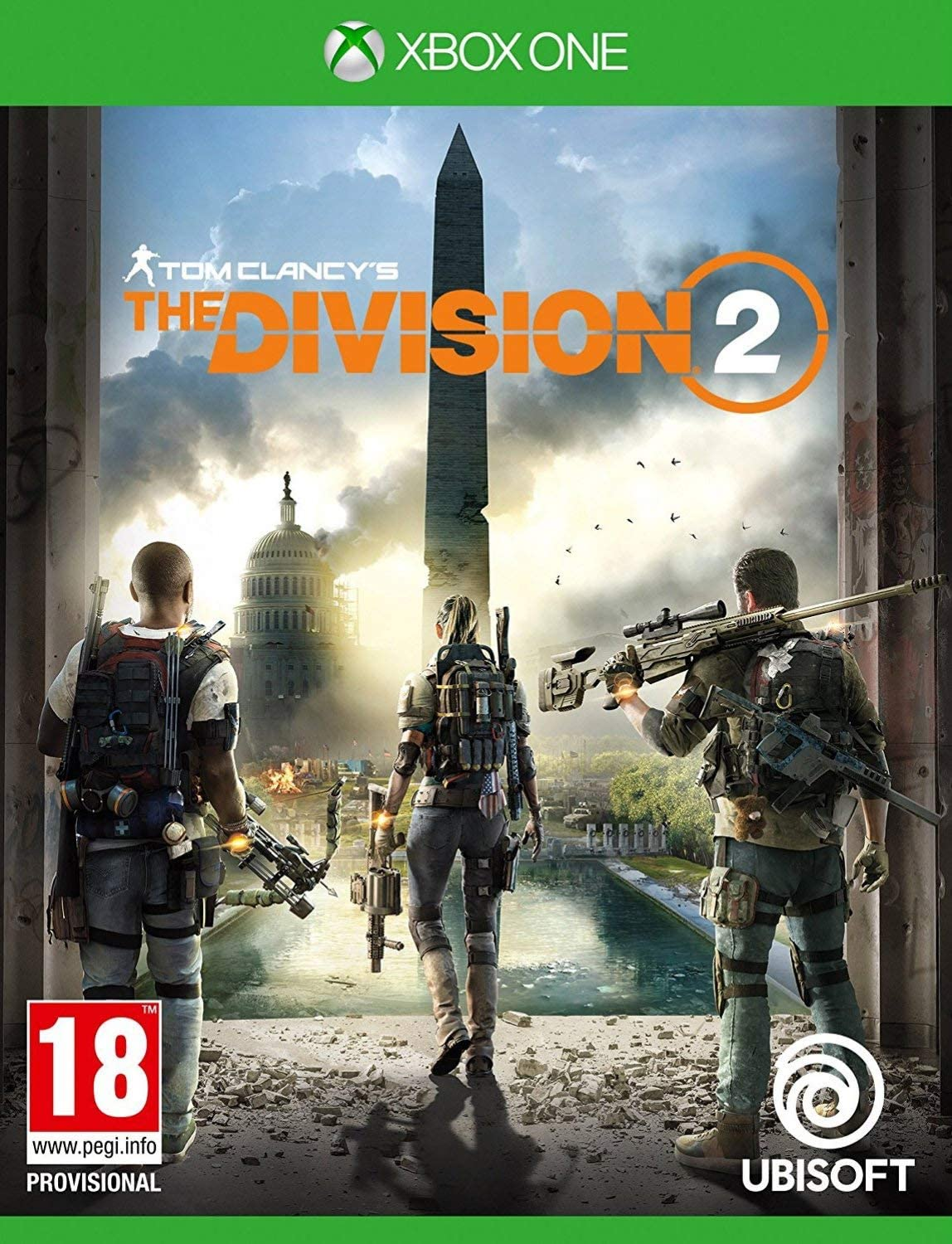 The Division 2: Amazon.es: Videojuegos