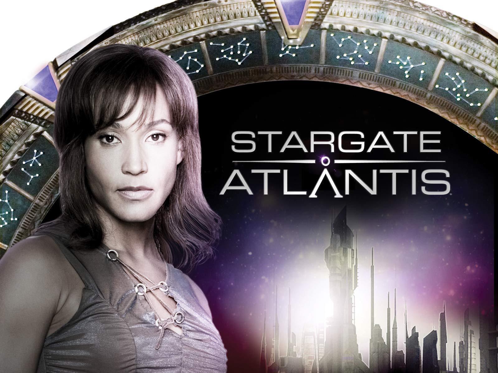 Amazon Com Stargate Atlantis Joe Flanigan Torri Higginson