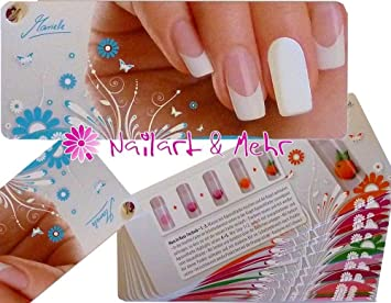 Marielle Plschke Quick Nail Art Show Book With Step By Step