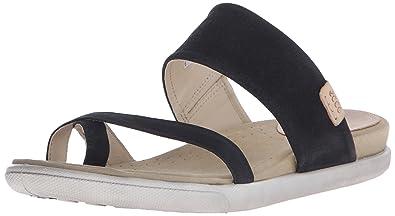 de30ab84c7b1 ECCO Footwear Womens Women s Damara Sandal Black 36 EU 5-5.5 ...