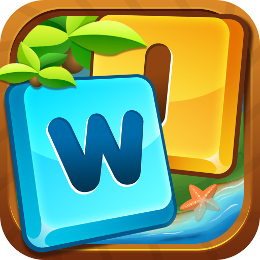 Word Island - Brain Training Quiz Game (Two Words Spelled With The Same Letters)