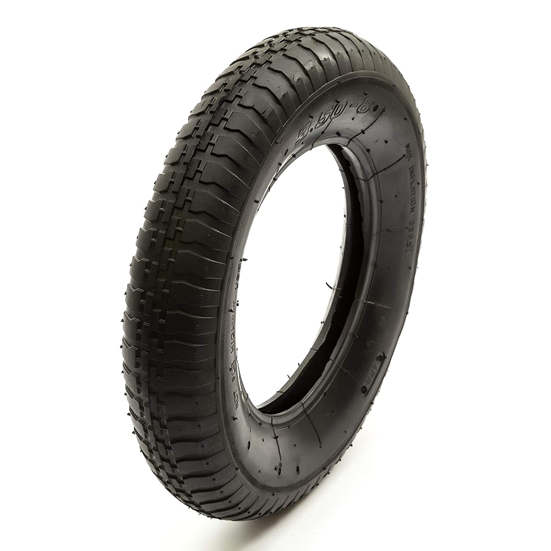 Wheelbarrow Tyre Innertube 3.50-8 Sack Truck 350-8 Wheel Barrow 350//8 Trailer