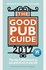 The Good Pub Guide 2017 by Stapley Fiona Book The Fast Free Shipping