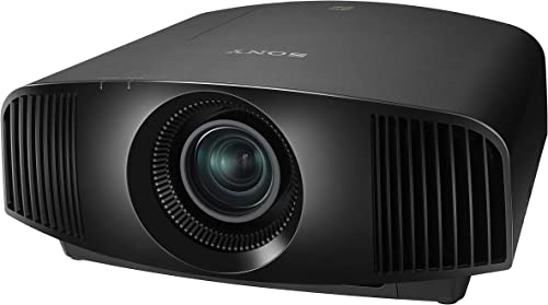 Sony Home Theater Projector VPL-VW295ES: Full 4K HDR