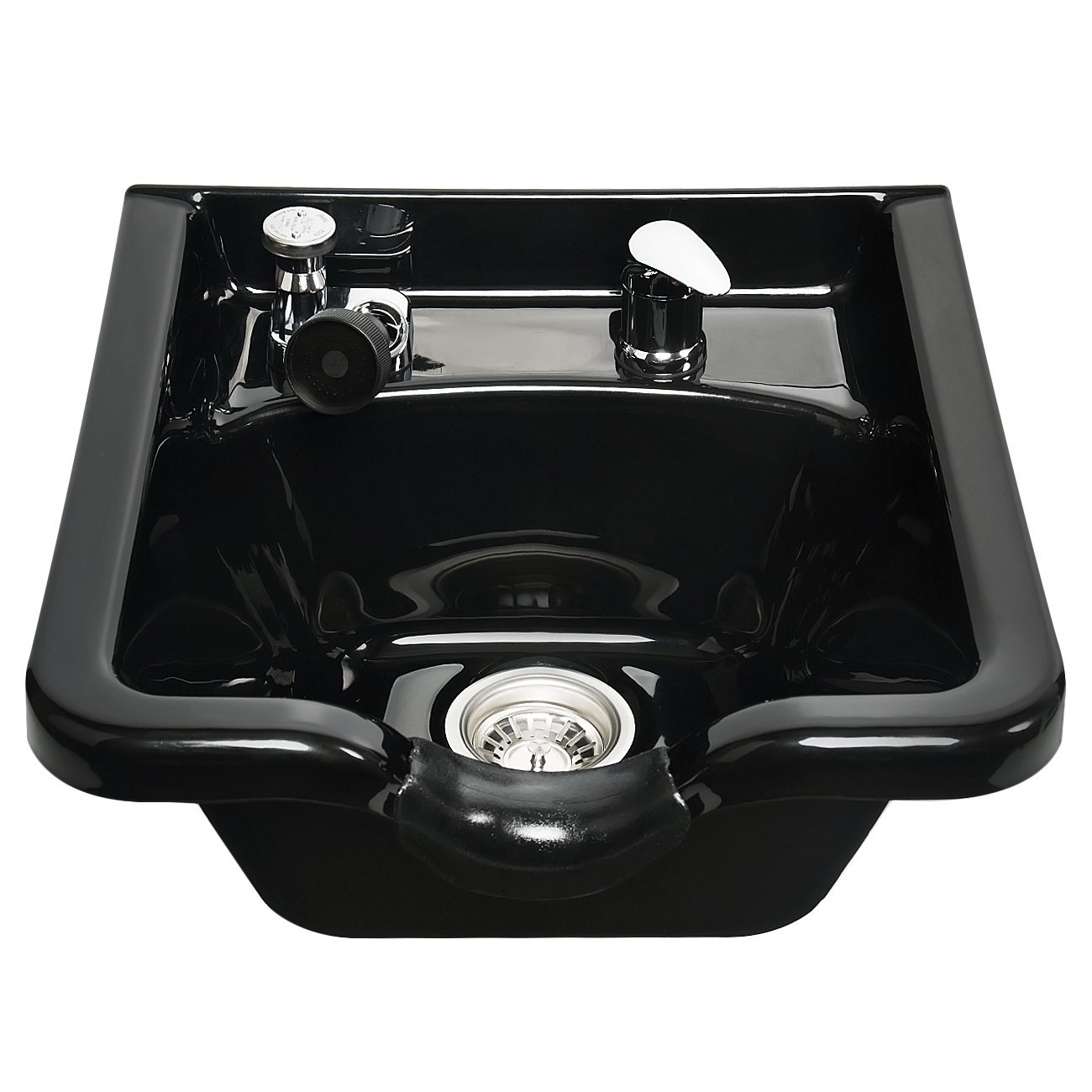 Stainless Drainage Accessories Shampoo Bowl Hair Sink Basin