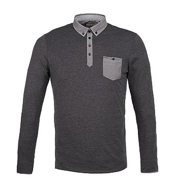 Guide London Herren Poloshirt grau grau XX-Large Gr. X-Large, grau