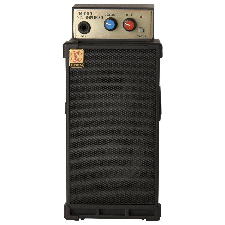 Eden MICROTOUR Portable Mini Bass Amplifier by Eden