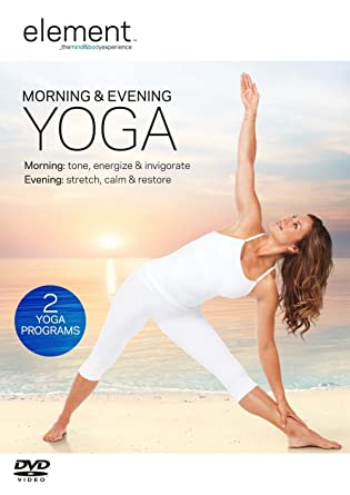 Amazon.com: Element: Daily Yoga [DVD]: Movies & TV