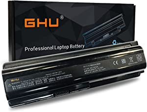 New GHU Battery 98 WH Replacement for KS527aa KA526AA 484170-001 EV06 KS524AA Compatible with HP Pavilion Laptop DV4 DV5 Compaq G50 G60 CQ40 CQ45 CQ60 CQ70 462890-542 484171-001 KS526AA 462889-141
