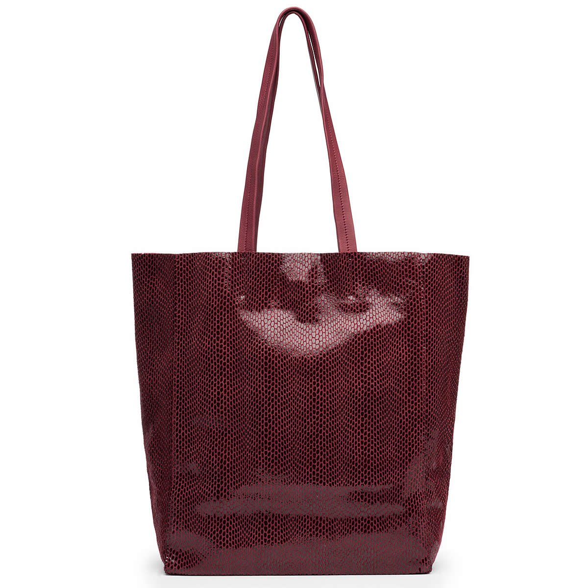 Sorial Rubina Tote, Oxblood,One size by Sorial (Image #1)