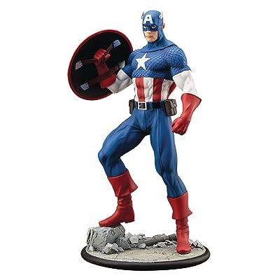 Marvel Comics Captain America Modern Myth ArtFx 1/6 Scale Statue