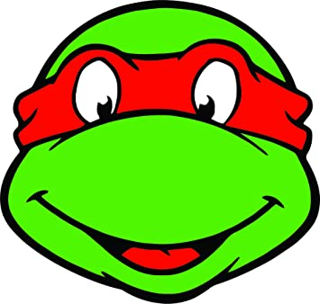 Amazon.com: Ninja Turtles Cartoon Show Movie Raphael ...