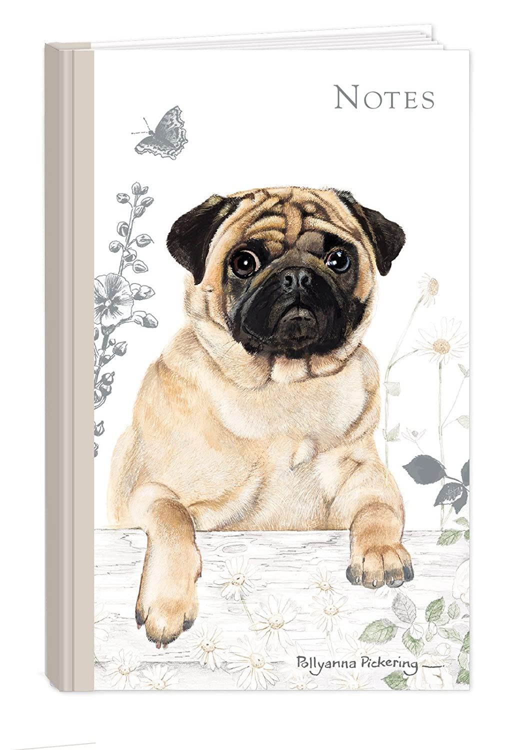 Quality Labrador Black Breed of Dog Hardcover Lined Notebook A6 Perfect Gift