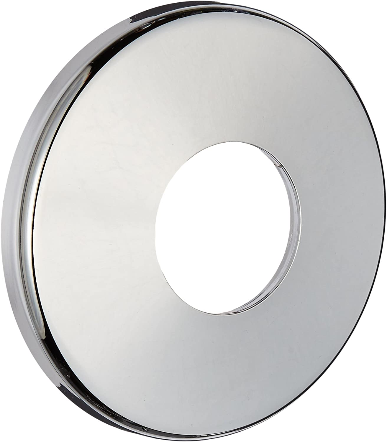 Hayward SP1042 ABS Plastic Chrome Plated Round Escutcheon Plate for 1-1/2-Inch Pipe