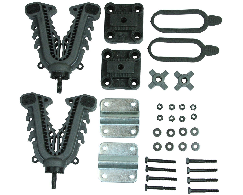 ATV Tek VFG1 V-Grip Single Rider Gun/Bow/Tool Rack