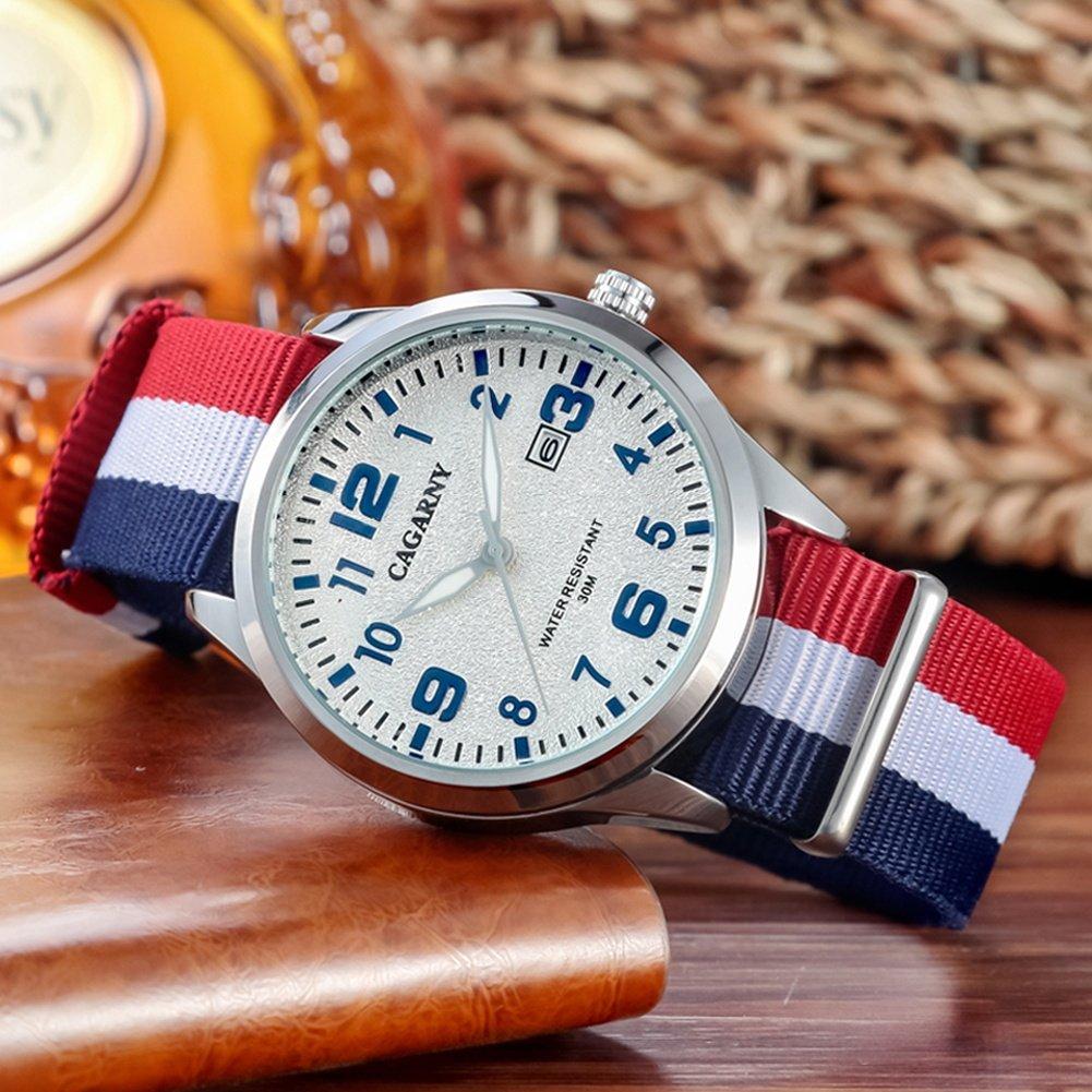 De AltaCuarzo Cuarzo reloj Cagarny Gama Reloj uKc13lJTF