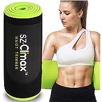 SZ-Climax Cinto modelador de cintura, cinto de exercícios para perda de peso de estômago, feminino, masculino, fitness…