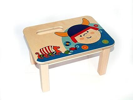 Tavolini In Legno Per Bambini : Hess tavolino in legno per bambini amazon prima infanzia
