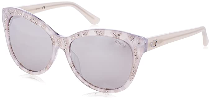 Occhiali e accessori Donna Guess GU7437 C56 Occhiali da sole