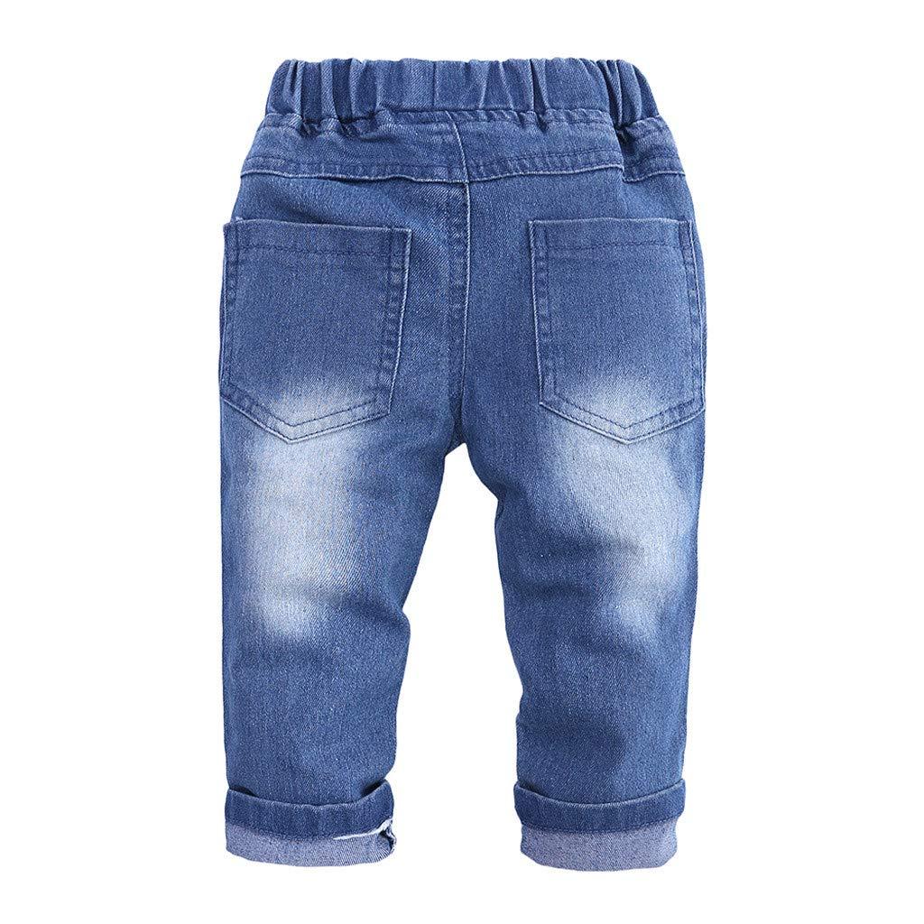 Amazon.com: LNGRY - Conjunto de pantalones vaqueros y ...