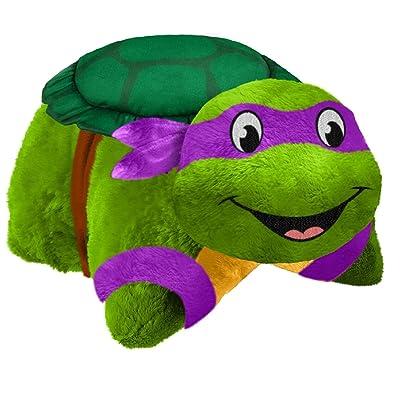 Donatello Pillow Pet - Nickelodeon TMNT - Stuffed Plush Toy: Home & Kitchen
