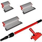 """Drywall Skimming Blade Set - 7"""", 10"""" & 16"""" Blades"""