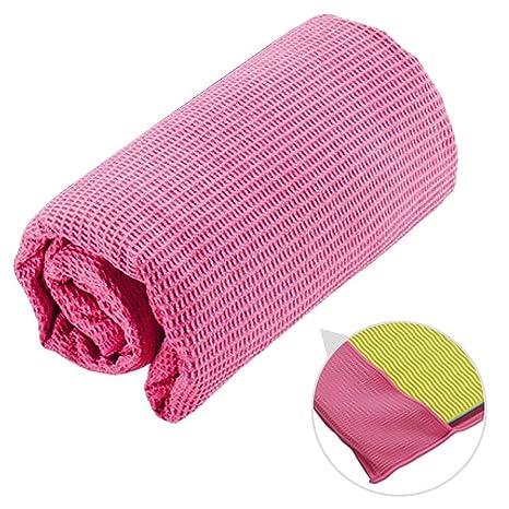 Amazon.com : PP PICADOR Picador Yoga Towel Non-Slip Ultra ...