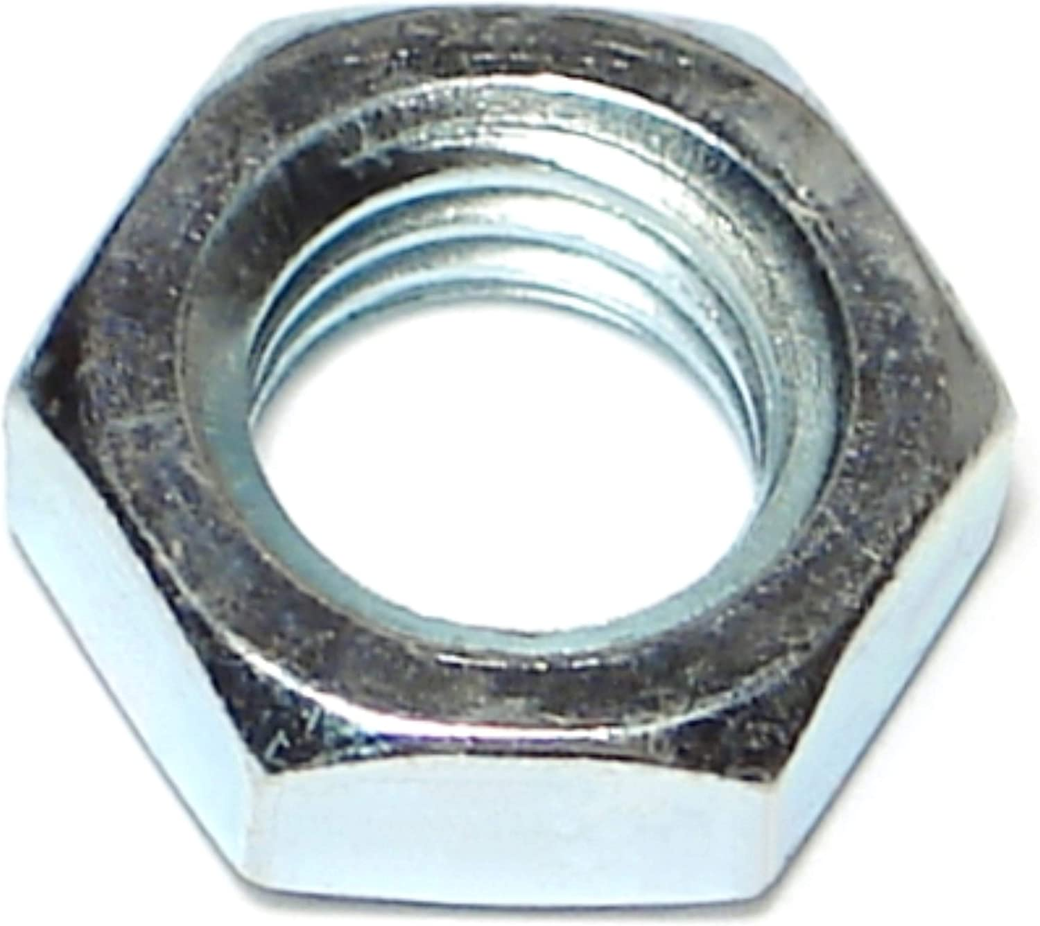 Piece-25 Hard-to-Find Fastener 014973259389 Coarse Hex Jam Nuts 5//8-11