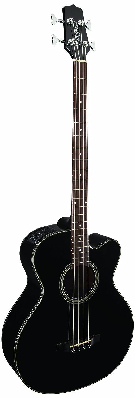 Takamine G Series GB30CE-BLK Jumbo Acoustic