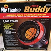 Amazon Com Mr Heater F215100 Mh4b Little Buddy 3800 Btu