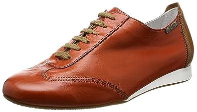 Mephisto - Zapatos de cordones de Piel para hombre marrón marrón marrón Size: 39,5