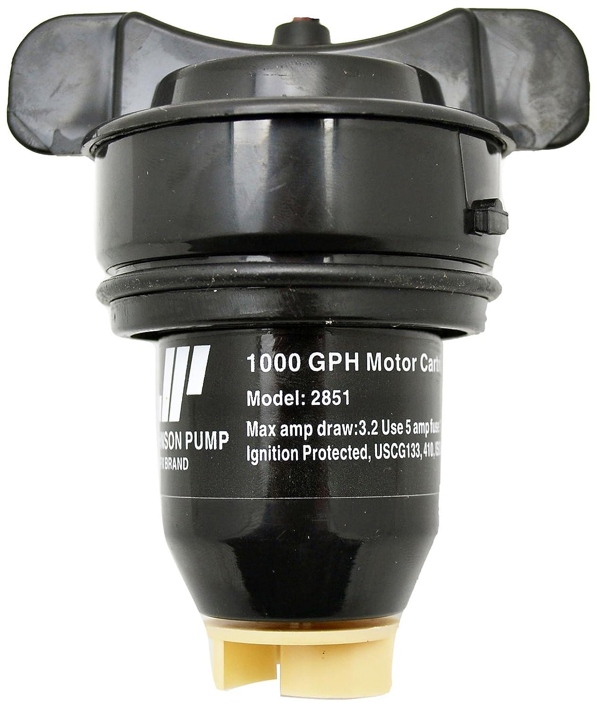 Johnson Pump of America 28512 Marine Pump Cartridge for 1000 GPH Motor
