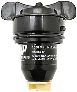 Johnson Pump 1000 GPH Motor Cartridge Only